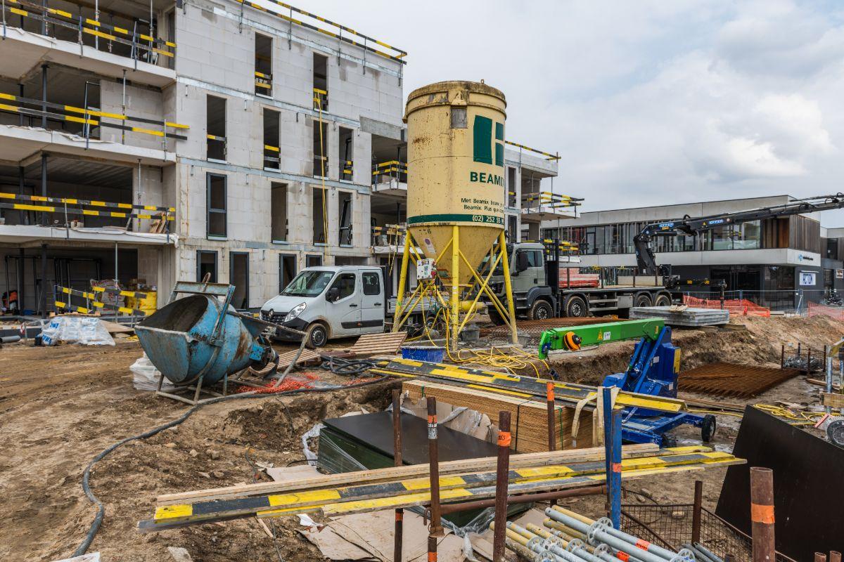 asset management construction site
