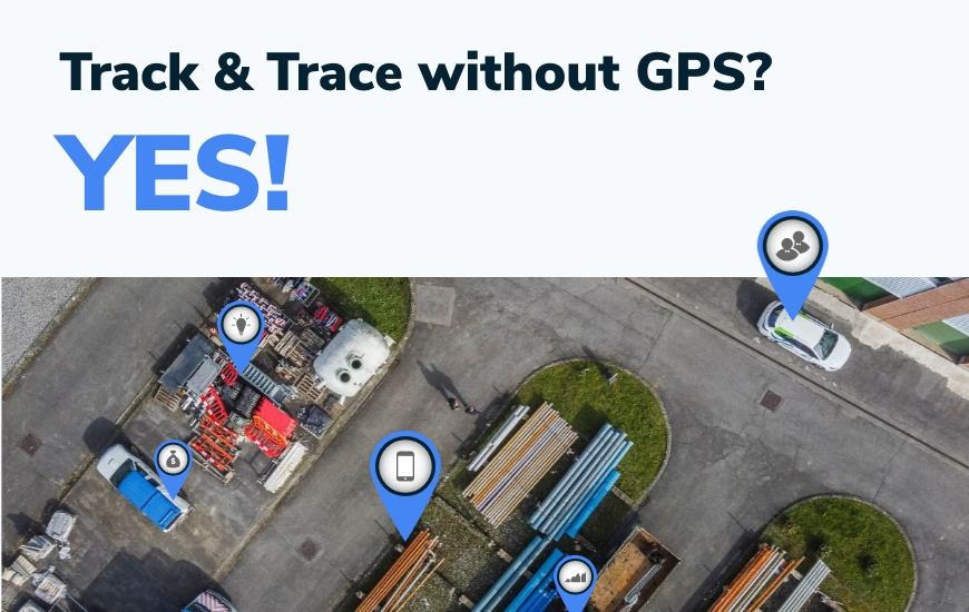 Track and Trace without GPS